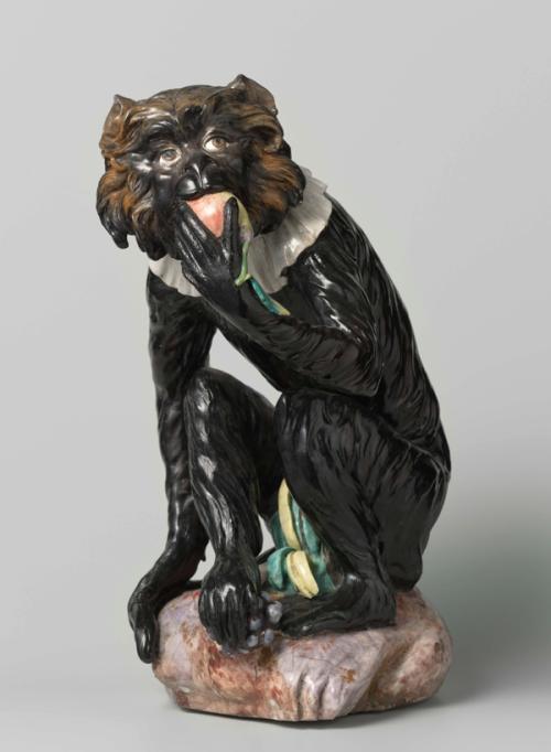 porcelaine singe1