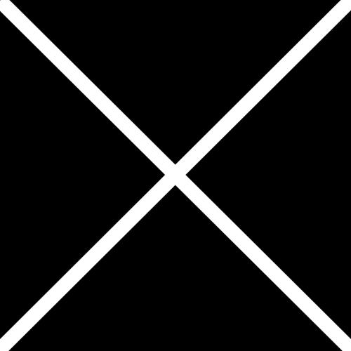noir croix