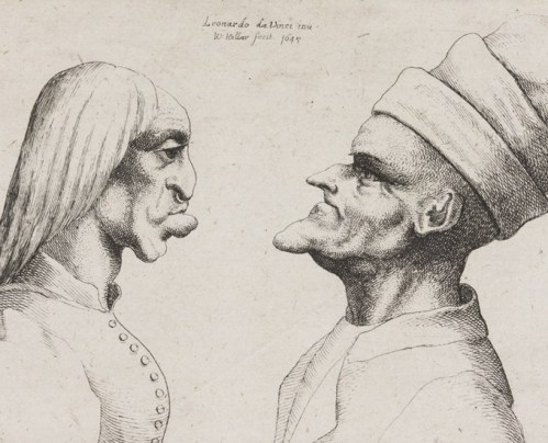 2014129124842342-wenzel-hollar-1607-1677-naar-leonardo-da-vinci-1452-1519-karikaturale-koppen-van-een-man-en-een-vrouw-ets-1645.-teylers-museum-haarlem.jpg-square