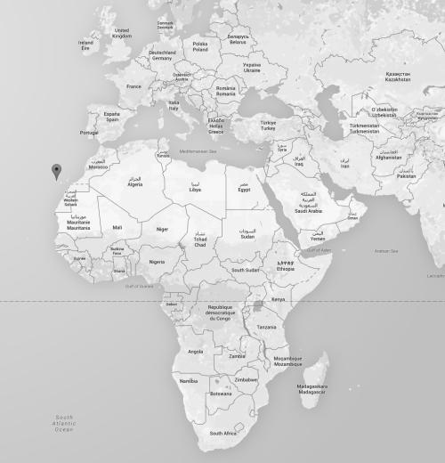 carte mediterannée